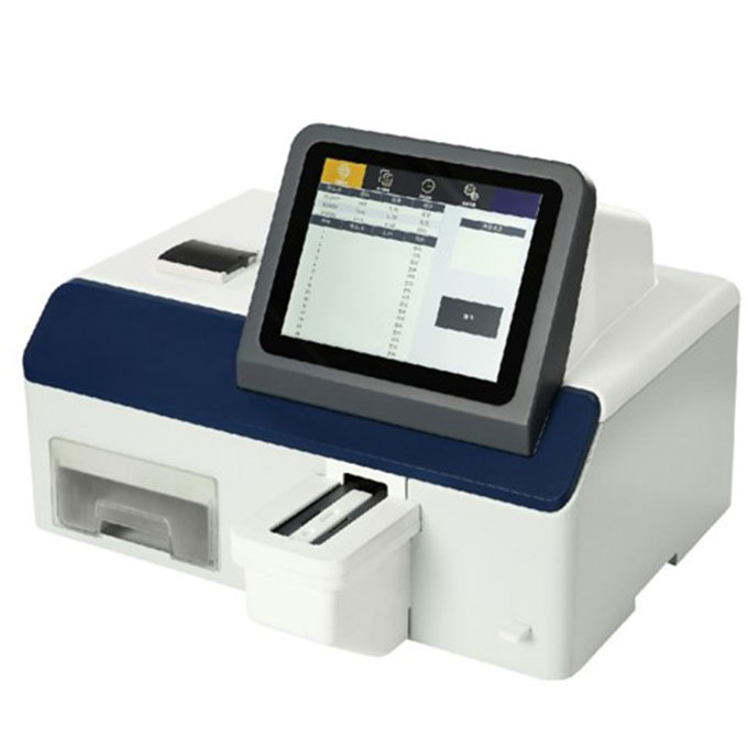 荧光/胶体金半自动免疫层析分析仪 FIA-1000